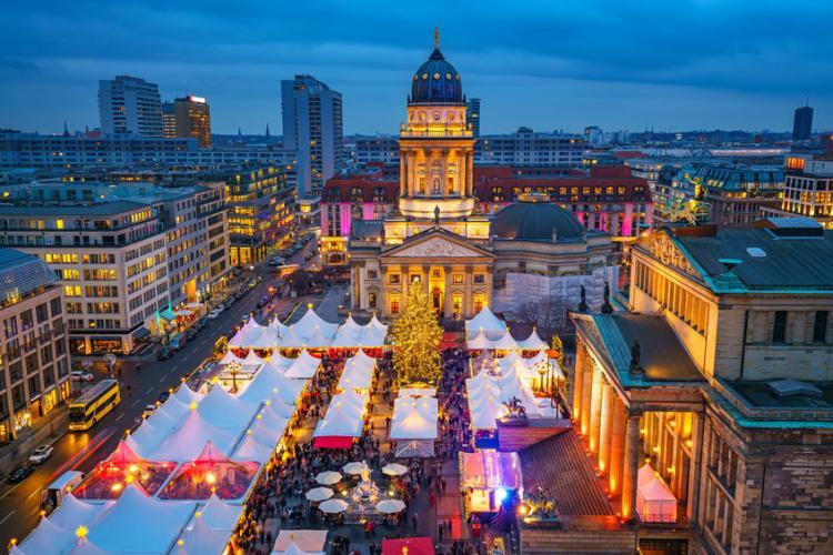 Mercados de Natal na Europa - Berlim - Alemanha