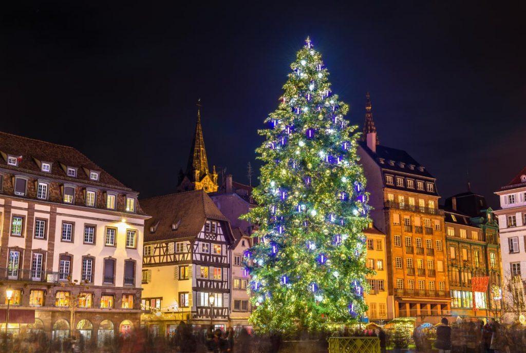 Mercados de Natal na Europa - Estrasburgo - França
