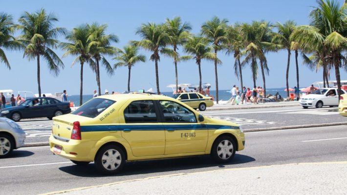 Seguranca no Rio de Janeiro Taxi 710x400 - Segurança no Rio de Janeiro: 10 dicas pra evitar perrengues